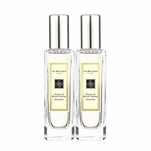 Jo Malone Peony & Blush Suede Cologne Spray 1 Oz (2 Pack)