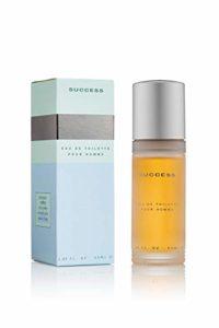 Milton-Lloyd Cosmetics – Success – Eau de Toilette – Spray for Men – Aromatic Watery Scent – 1.85 oz