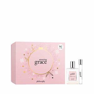philosophy amazing grace eau de parfum 2 piece giftset, 2.33 fl. oz.