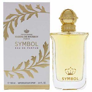 Symbol by Princesse Marina de Bourbon for Women – 3.4 oz EDP Spray
