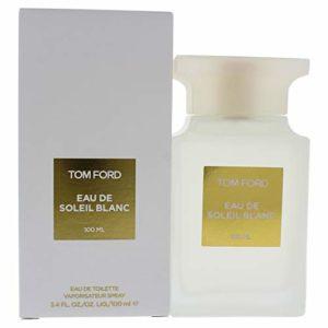 Tom Ford Eau de Soleil Blanc Spray, 3.4 Ounce, Eau de Toilette Spray