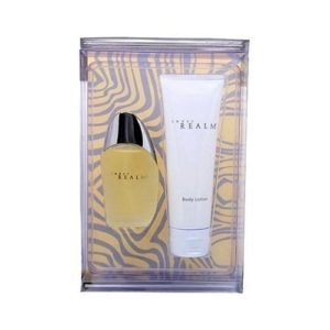 Inner Realm By Erox Corporation For Women. Gift Set ( Eau De Toilette Spray 1.3 Oz + Body Lotion 3.3 Oz). by Inner Realm