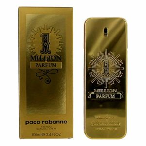Paco Rabanne One 1 Million Pure Parfum Natural Spray For Men 100ml / 3.4oz Launched in 2020